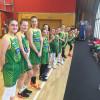 Hatodik hely a Basket Girls sorozat 2. tornáján