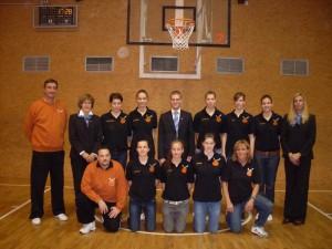 Tehetség csoport 2011/12.