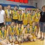 3. korcsoportos Diákolimpia 2012. - Berzsenyi 1. hely