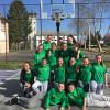 Bátor és lelkes kosárlabdát mutattak be