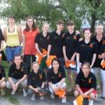 Soproni Darazsak Évzáró 2010.06.13.
